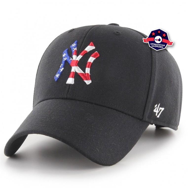 "Casquette New York Yankees ""Flag Fill"""