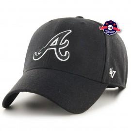 Casquette - Atlanta Braves - Black