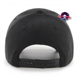 Casquette Chicago White Sox Black on Black