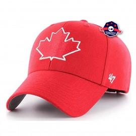 Casquette - Toronto Blue Jays - Vintage Red