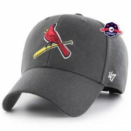 Casquette - St Louis Cardinals - Charcoal