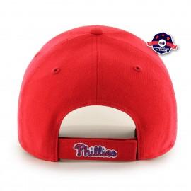 Casquette Philadelphia Phillies Mvp Red