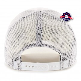 Casquette New York Yankees Branson Metallic Mvp White