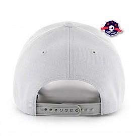Casquette New York Yankees Mvp Snapback Steel Grey