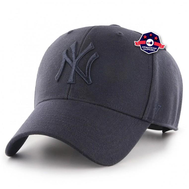Casquette New York Yankees Mvp Snapback Navy