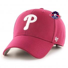 Casquette - Philadelphia Phillies - Cardinal