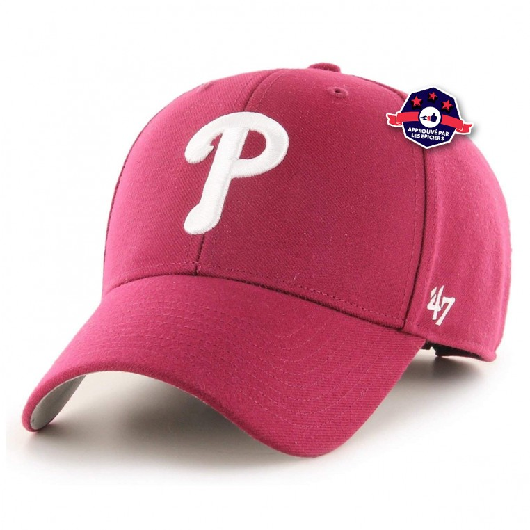 Casquette Philadelphia Phillies Mvp Cardinal