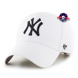 Casquette - New York Yankees - White