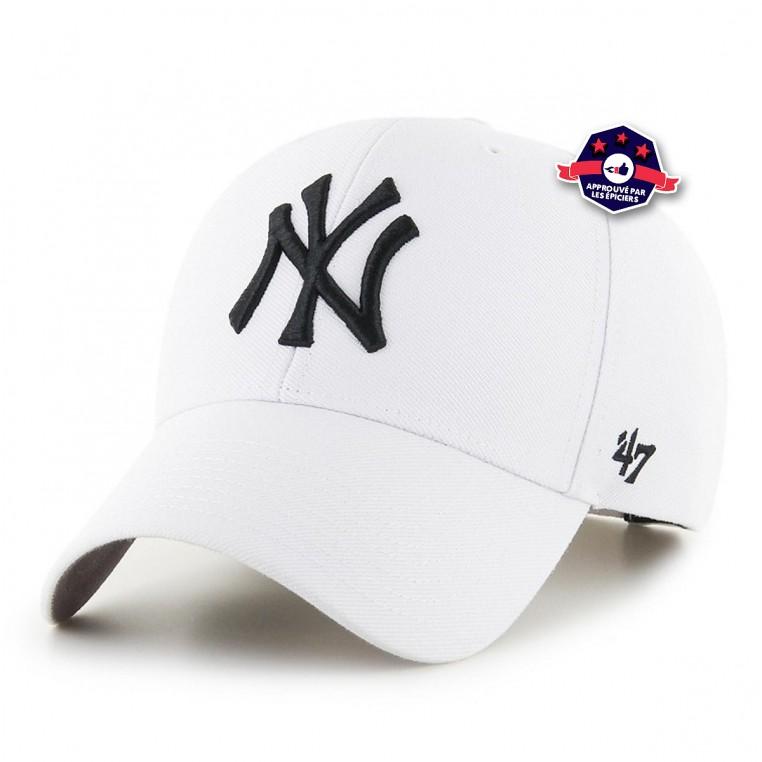 Casquette New York Yankees Mvp White