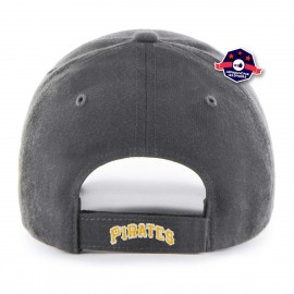 Casquette Pittsburgh Pirates Mvp Charcoal