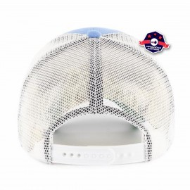 Casquette New York Yankees Branson Mvp Periwinkle