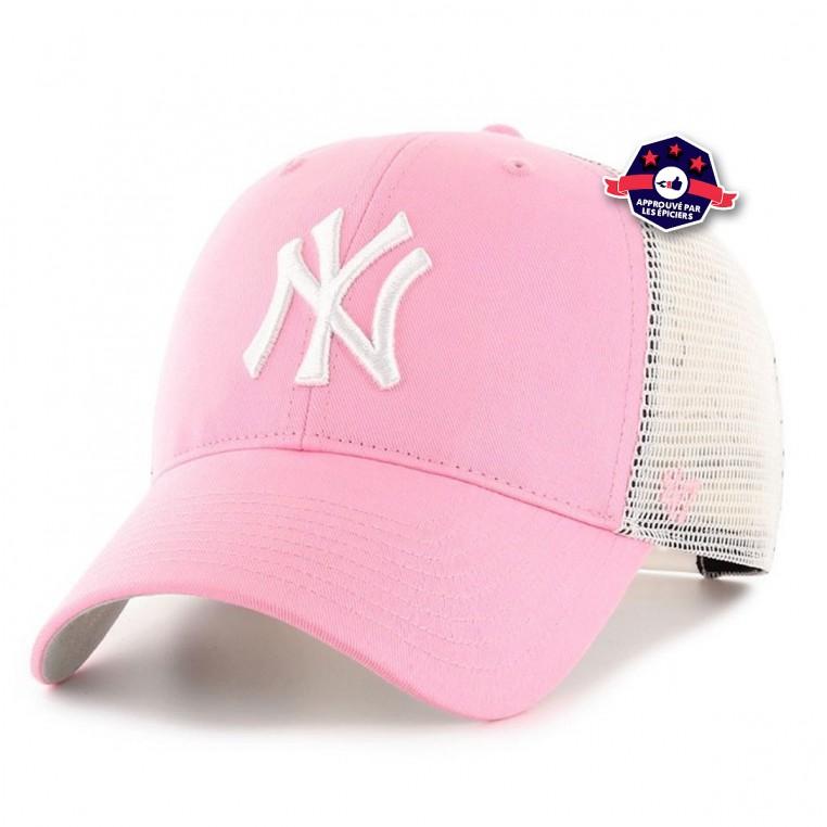 Casquette New York Yankees Branson Mvp Rose