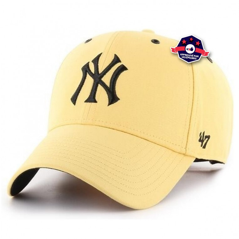 Casquette New York Yankees Aerial Mvp Maize