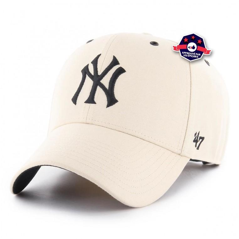 Casquette New York Yankees Aerial Mvp Natural