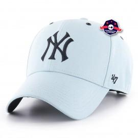 Casquette - New York Yankees Aerial - Bleu ciel