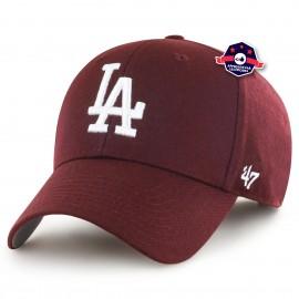 Casquette - Los Angeles Dodgers - Dark Maroon