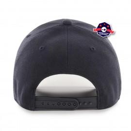 Casquette Boston Red Sox Mvp Snapback Black Red