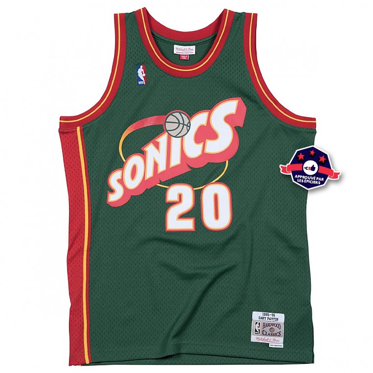 Jersey Gary Payton - Seattle Supersonics
