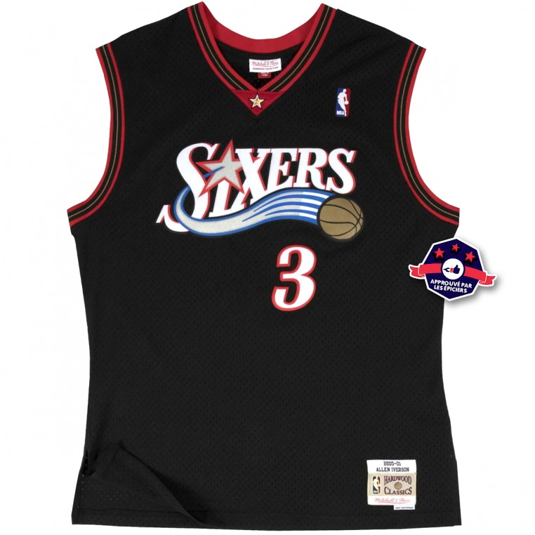 Jersey Allen Iverson - 76ers