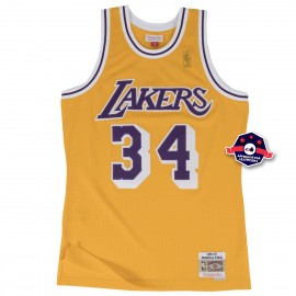 Maillot NBA - Shaquille O'Neal - Los Angeles Lakers