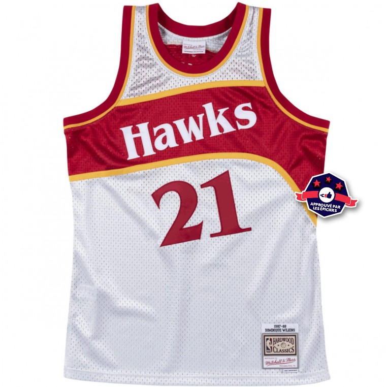 Jersey - Dominique Wilkins - Atlanta Hawks