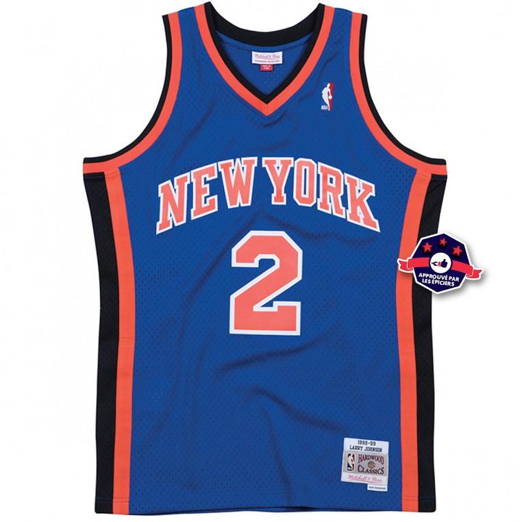 Jersey - Larry Johnson - New York Knicks
