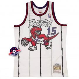 Maillot NBA Blanc - Vince Carter - Toronto Raptors