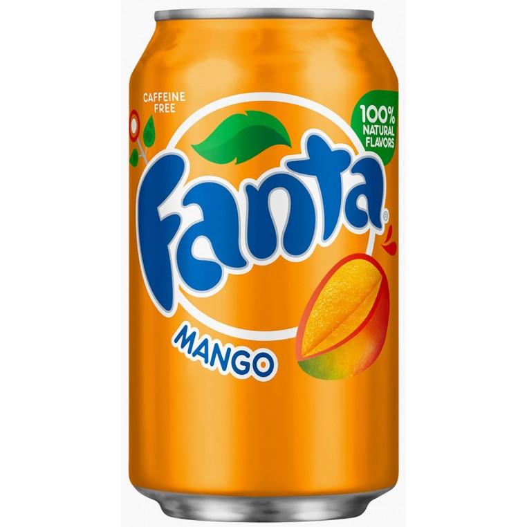 Fanta - Mango - 355ml