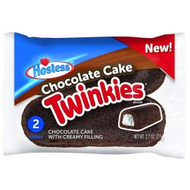 Twinkies - Chocolate Cake - Sachet de 2