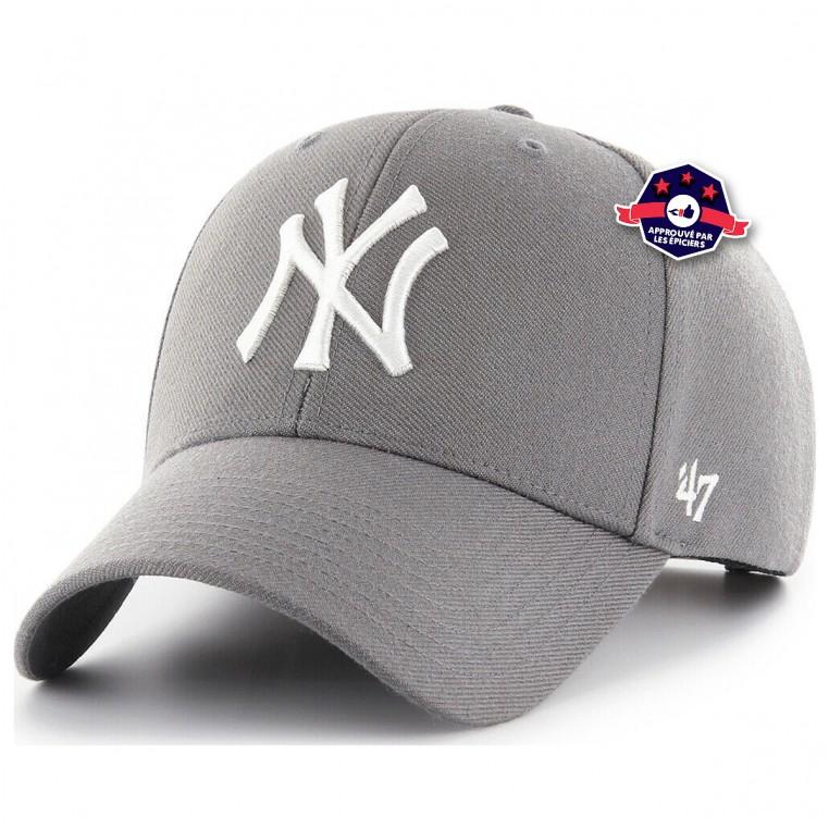 Casquette New York Yankees Snapback Dark Grey