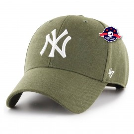 Casquette - New York Yankees - Sandalwood