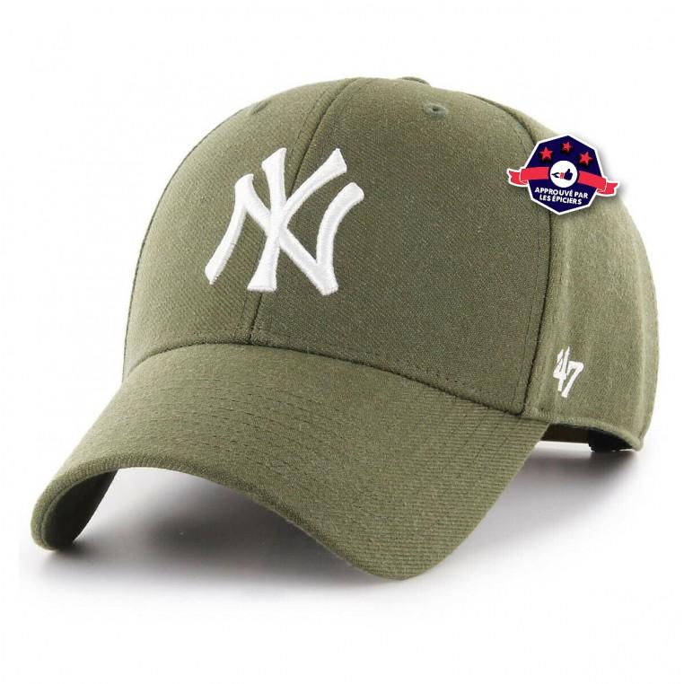 Casquette New York Yankees - Snapback Sandalwood