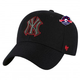 Casquette - New York Yankees - Black Red