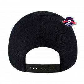 Casquette New York Yankees - Snapback Black Red