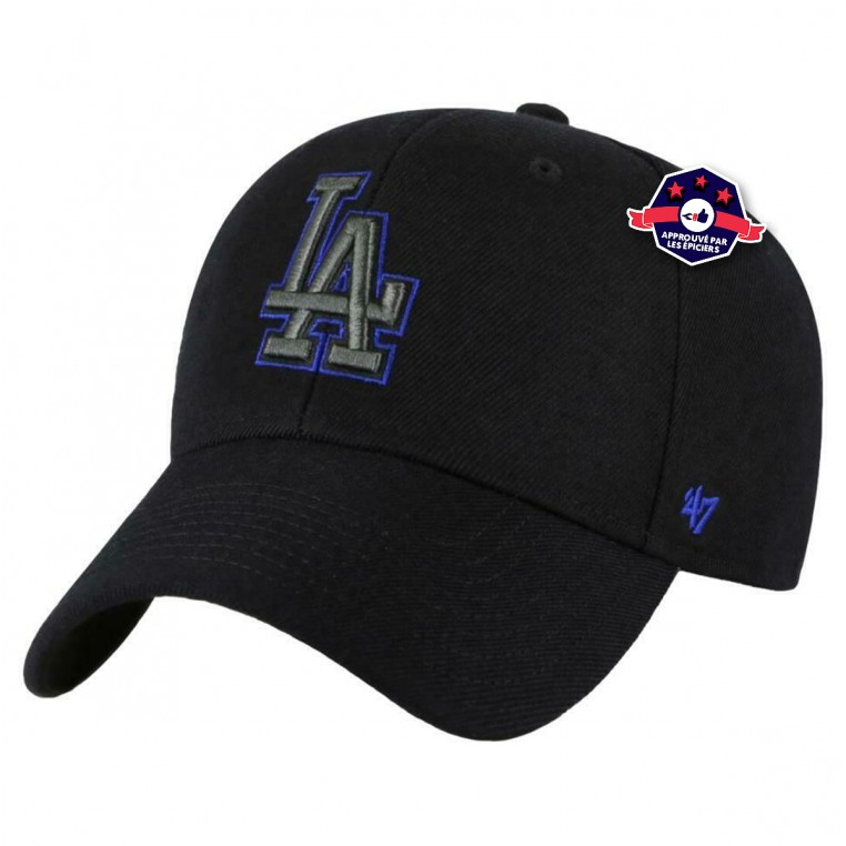 Casquette Los Angeles Dodgers - Snapback Blackblue