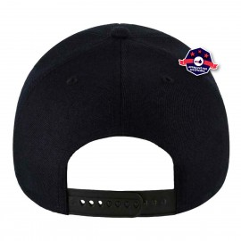 Casquette Los Angeles Dodgers - Snapback Blackblue
