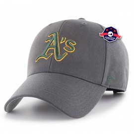 Casquette - Oakland Athletics - Charcoal