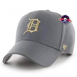 Casquette - Detroit Tigers Metallic - Charcoal