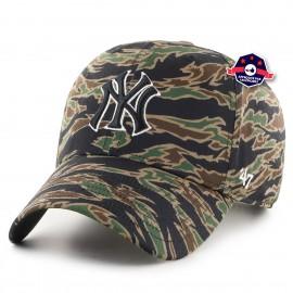 Casquette - New York Yankees Drop Zone - Tiger Camo