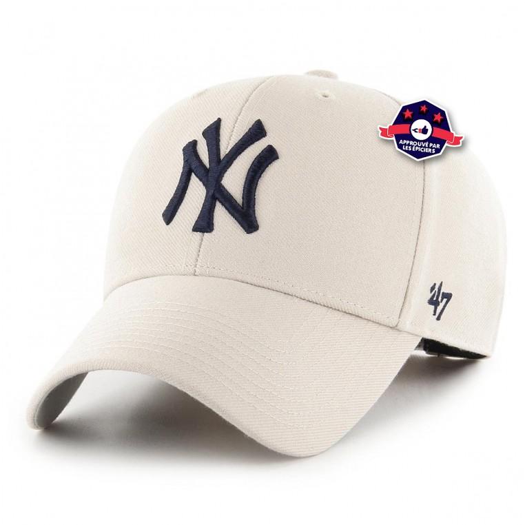 Casquette - New York Yankees - Bone