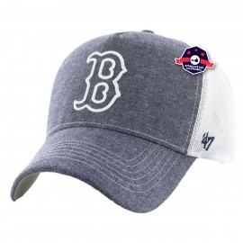 Casquette - Boston Red Sox Trucker - Navy