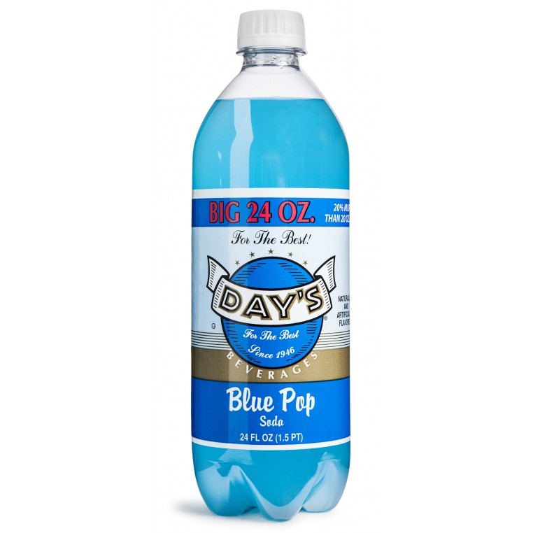 Soda Day's - Blue Pop