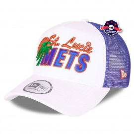 Trucker - Mets de St Lucie - Minor League