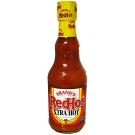 Sauce Frank's RED HOT - XTRA HOT - 148ml