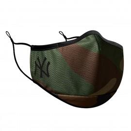 Masque en Tissu - NY Yankees Camo - New Era