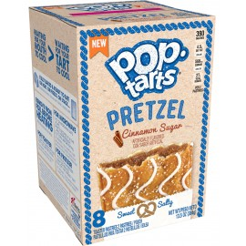 Pop Tarts - Pretzel Cinnamon