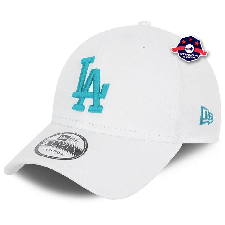 9Forty - Los Angeles Dodgers- blanche