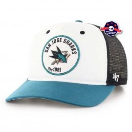 Casquette trucker - San Jose Sharks
