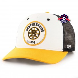 Casquette Trucker - Bostons Bruins