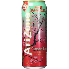 Arizona - Red Apple Green Tea - 695ml